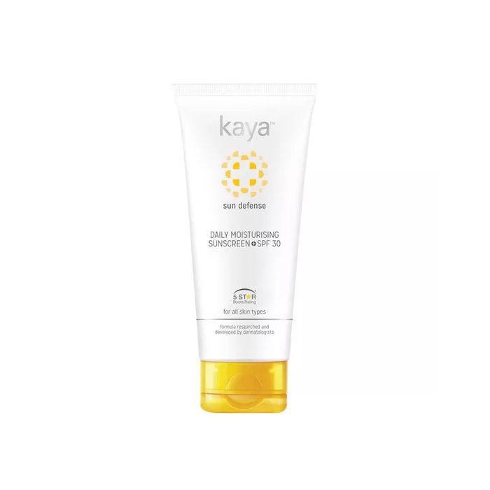 Buy Kaya Daily Moisturizing Sunscreen+ SPF-30 (75 ml)-Purplle