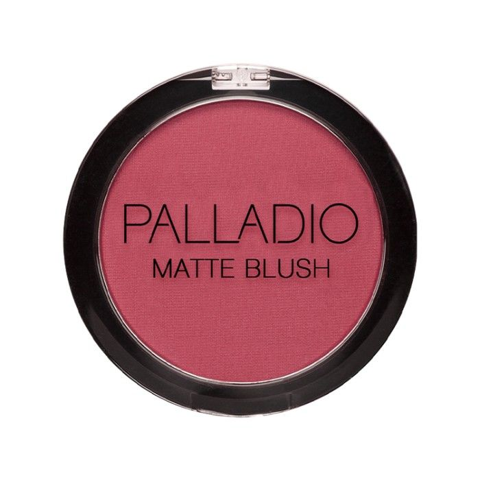 Buy Palladio Matte Blush Velvetine (6 g)-Purplle