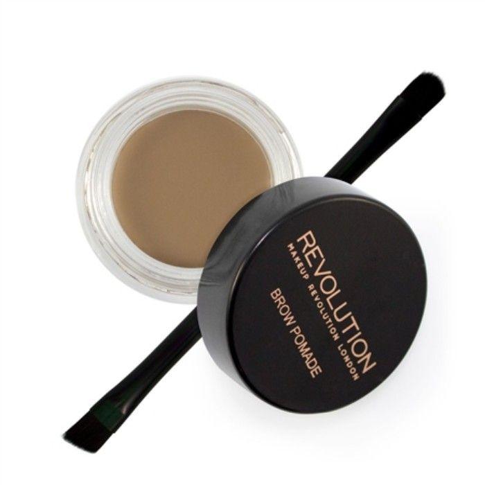 Buy Makeup Revolution Brow Pomade Blonde (2.5 g)-Purplle