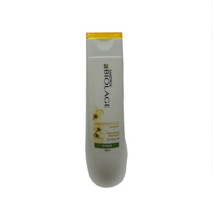 Buy Matrix Biolage Smooth Proof Smoothing Shampoo (200ml)-Purplle