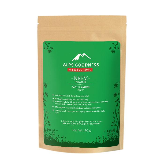 Alps Goodness Powder - Neem (50 g)