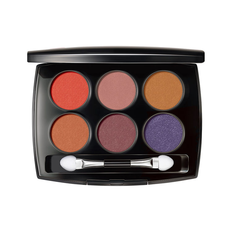 Buy Lakme Absolute Illuminating Eye Shadow Palette, Nude Beach (7.5 g)-Purplle