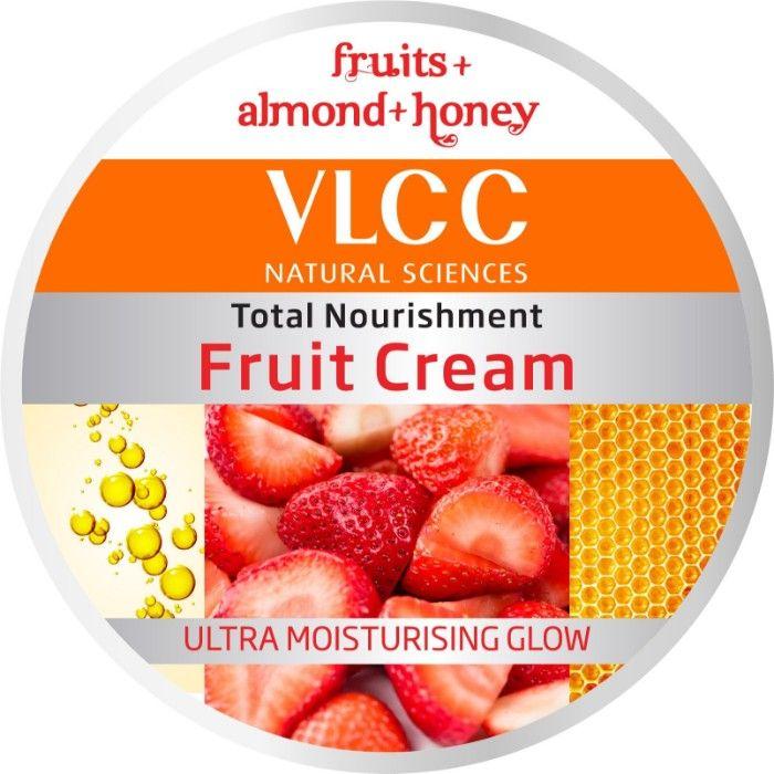 Buy VLCC Total Nourishment Fruit Cream (200 g)-Purplle