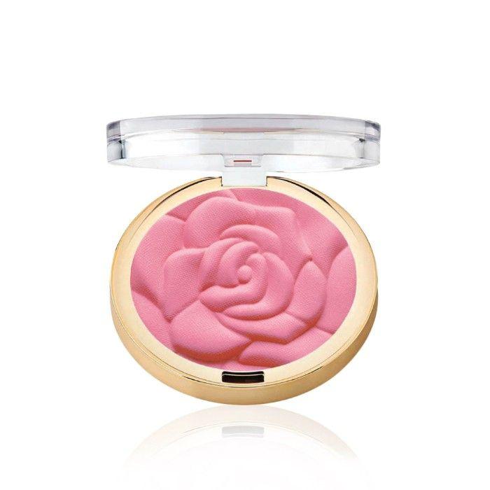 Buy Milani Rose Powder Blush - 08 Tea Rose (17 g)-Purplle