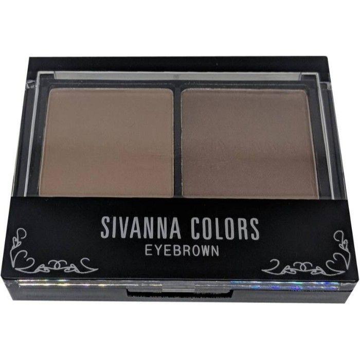 Buy Sivanna Colors Eyebrown Makeup Artist (SH906) (8 g)-Purplle