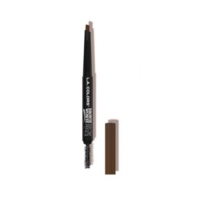 Buy L.A. Colors Browie Wowie Brow Pencil - Soft Brown (0.2 g)-Purplle
