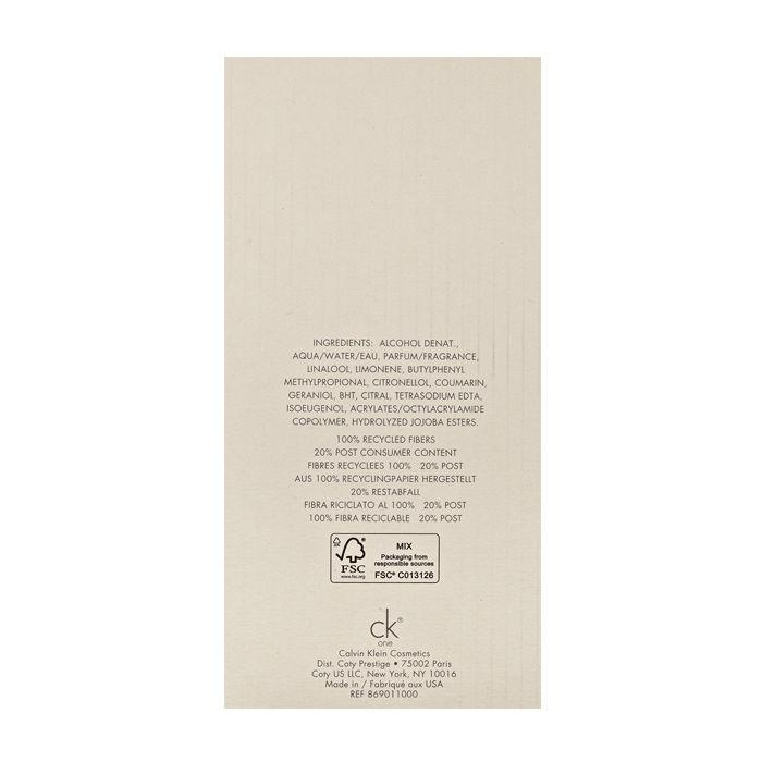 Calvin Klein CK One EDT (200 ml)