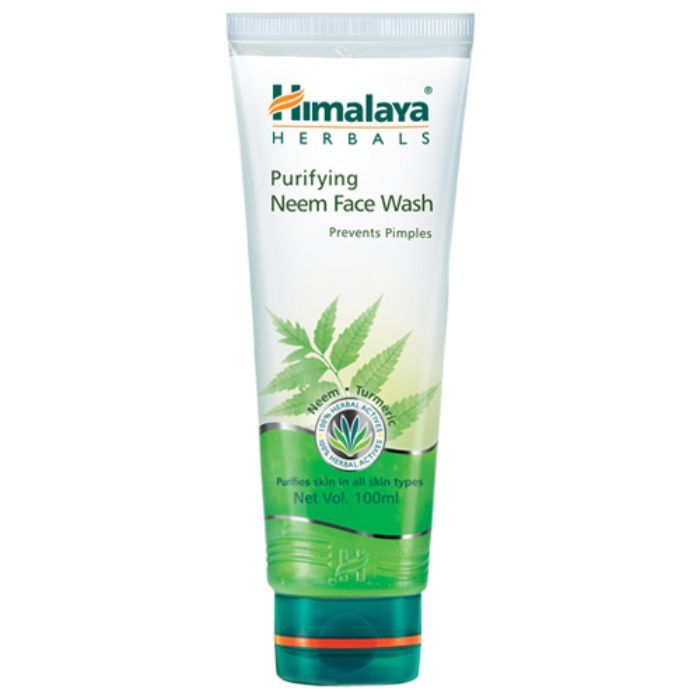 Himalaya Purifying Neem Face Wash 100 Ml