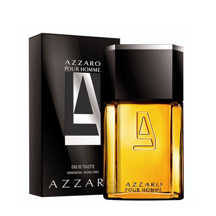 Buy Azzaro Pour Homme for Men EDT (100 ml)-Purplle