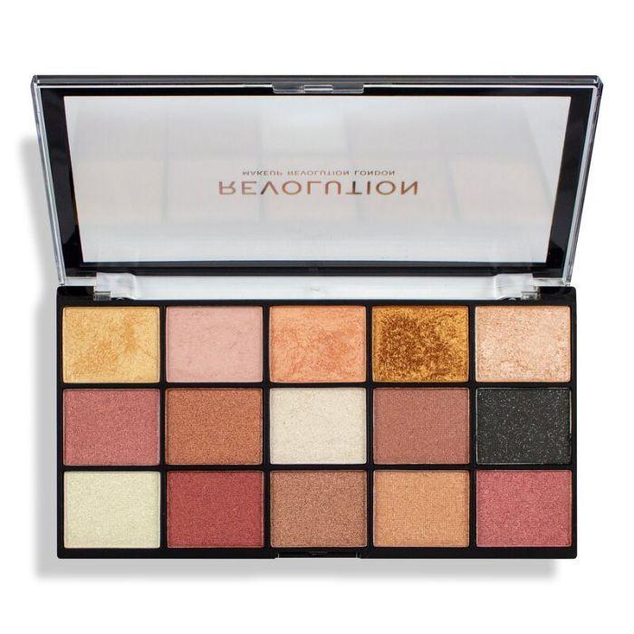 Makeup Revolution Re-loaded Eyeshadow Palette 16.5g #