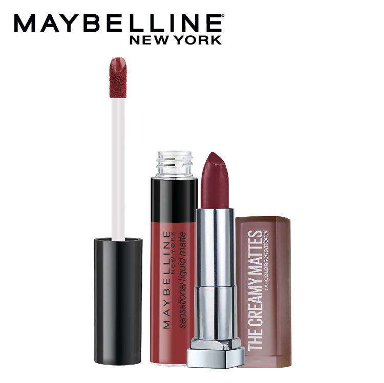 Get Glam | Maybelline New York Sensational Liquid Matte