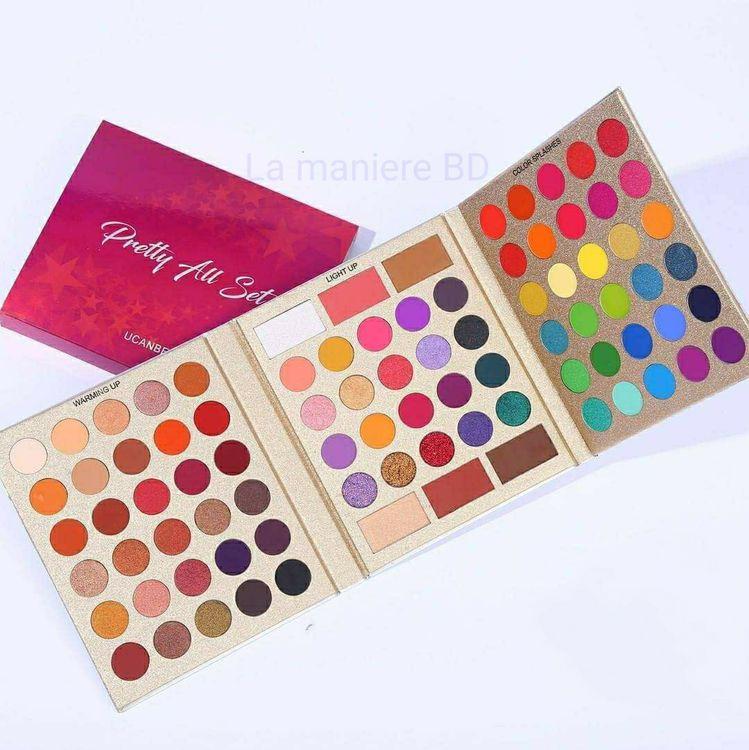 Ucanbe Pretty All Set 86 Shade Makeup