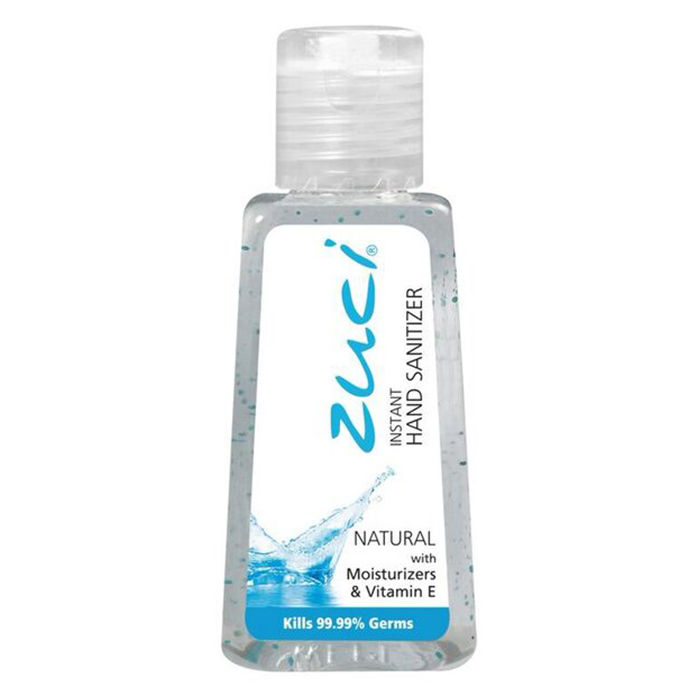 Buy Zuci Instant Hand Sanitizer - Natural (30 ml)-Purplle