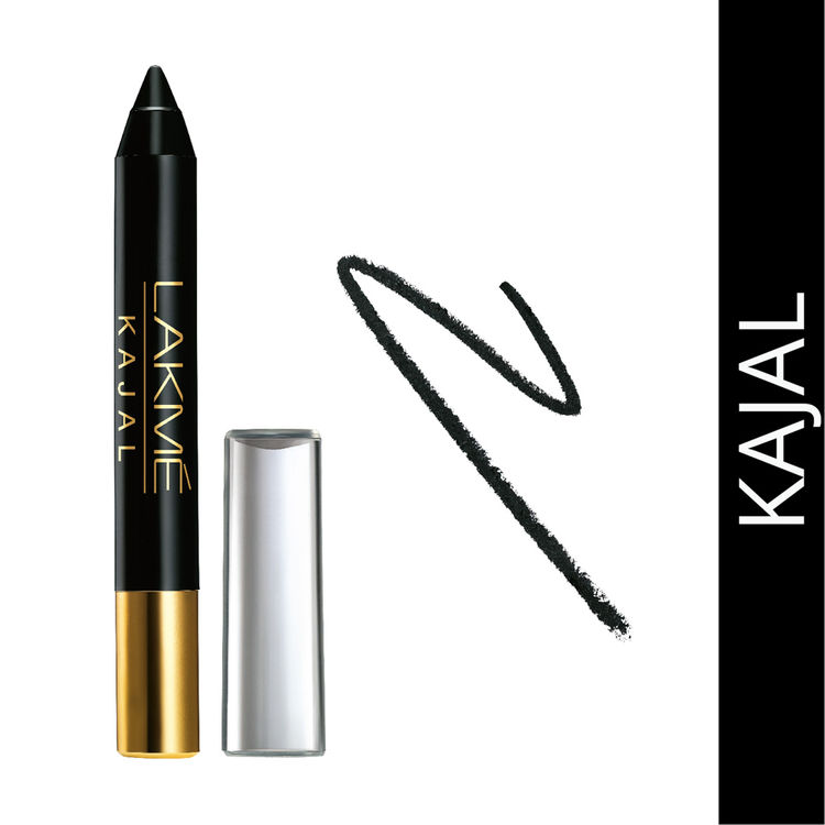 Buy Lakme Black Kajal 2 G-Purplle