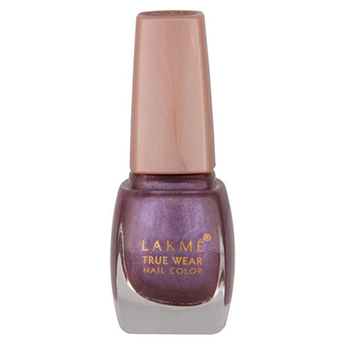 Buy Lakme True Wear Nail Colour - Twilight Mauve 103 (9 ml)-Purplle