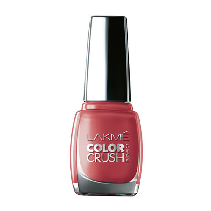 Buy Lakme True Wear Color Crush Nail Color Reds 22 (9 ml)-Purplle