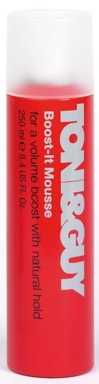 Buy Toni And Guy Boost It Mousse 250 ml-Purplle