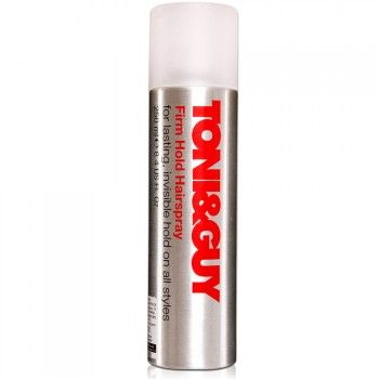 Buy Toni And Guy Firm Hold Hairspray 50 ml-Purplle