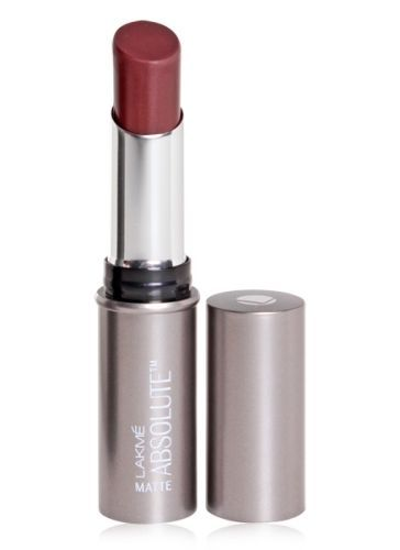 Buy Lakme Absolute Matte Lipstick Milan Red 48 (3.6 ml)-Purplle
