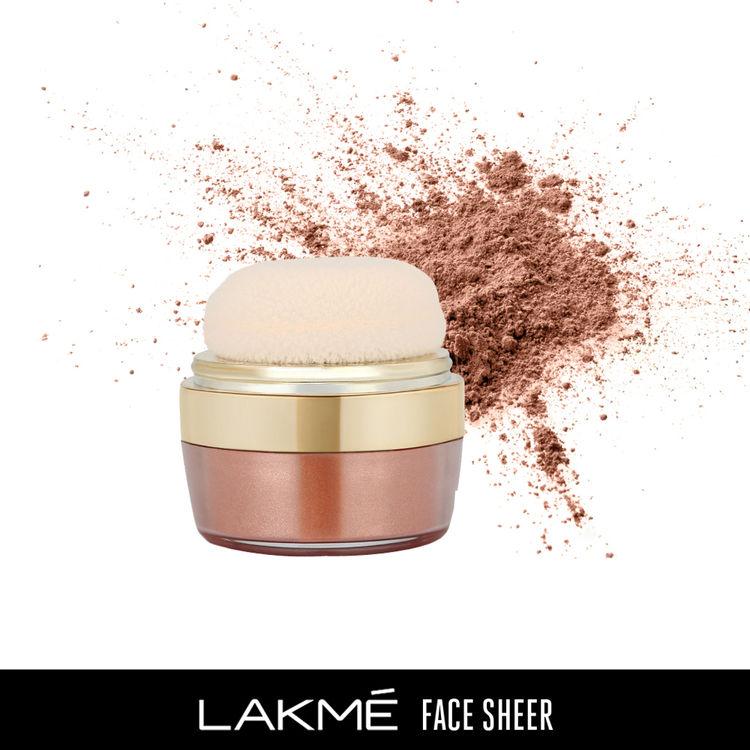 Buy Lakme Face Sheer Blusher - Sun Kissed (4 g)-Purplle