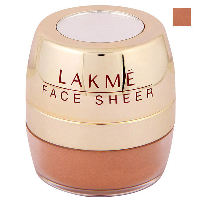 Buy Lakme Face Sheer Blusher Desert Rose (4 g)-Purplle