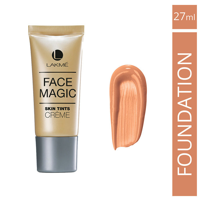 Buy Lakme Face Magic Creme Shell (27 g)-Purplle