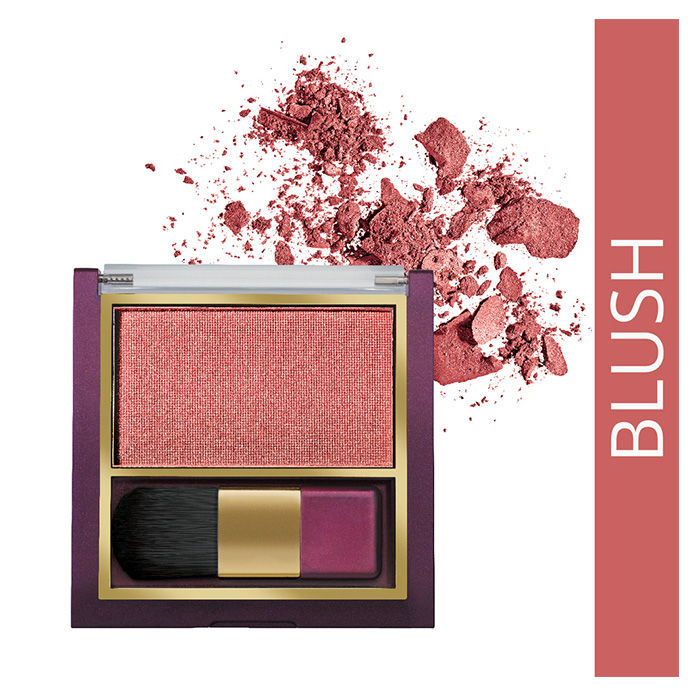 Buy Lakme 9 to 5 Pure Rouge Blusher Peach Affair (6 g)-Purplle