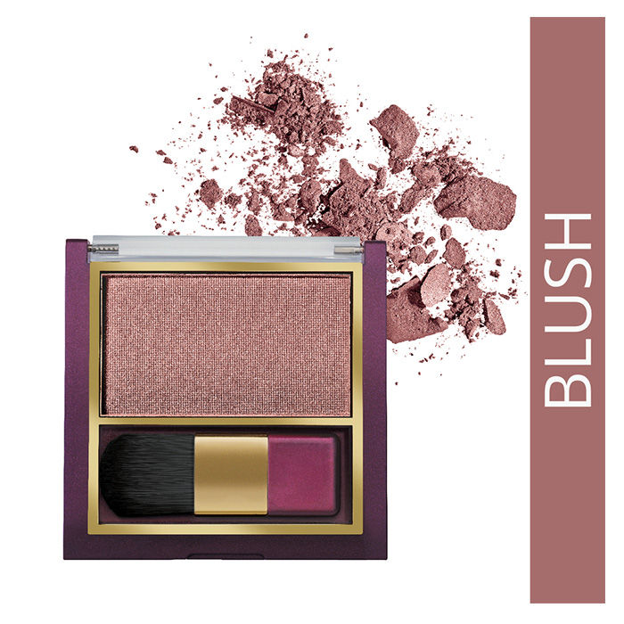 Buy Lakme 9 to 5 Pure Rouge Blusher Rose Crush (6 g)-Purplle