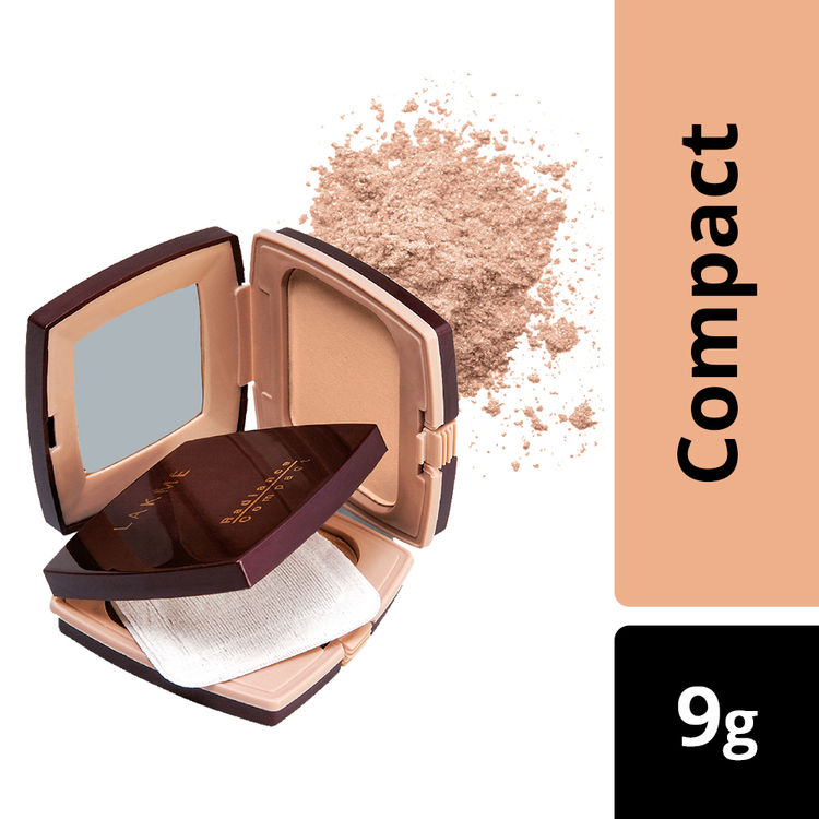 Buy Lakme Radiance Complexion Compact - Marble (9 g)-Purplle