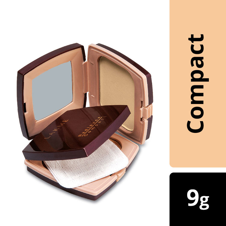 Buy Lakme Radiance Complexion Compact - Coral (9 g)-Purplle