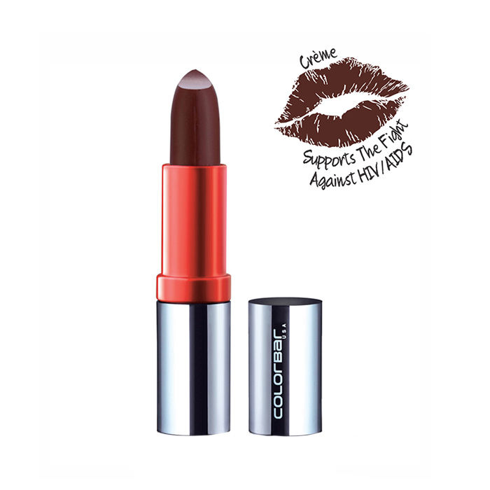 Buy Colorbar Diva Metalic Lipstick, Keeps 1 - Brown (4.2g)-Purplle