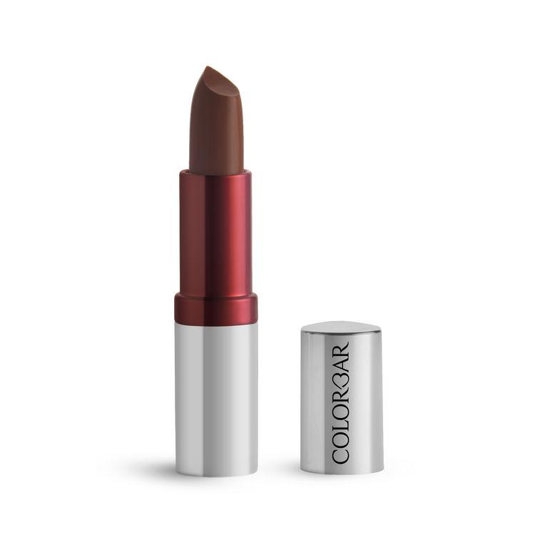 Buy Colorbar Diva Metalic Lipstick, Keeps 1 - Brown (4.2g)-Purplle