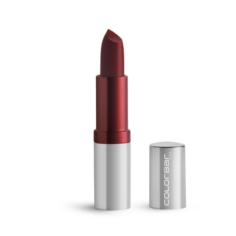 Buy Colorbar Diva Metalic Lipstick, She Said 2 - Brown (4.2g)-Purplle