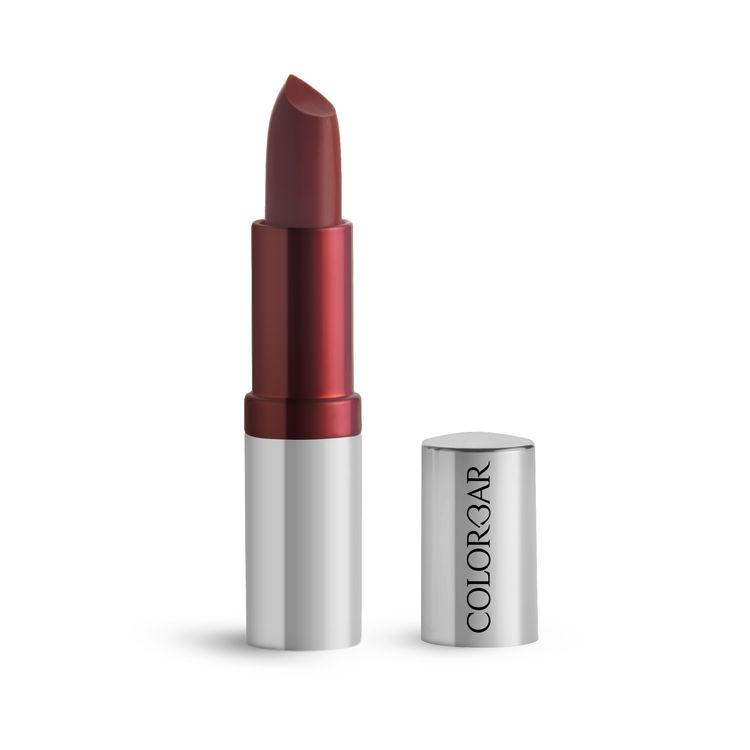 Buy Colorbar Diva Metalc Lipstick, Dress 2 Impres3 - Brown (4.2g)-Purplle