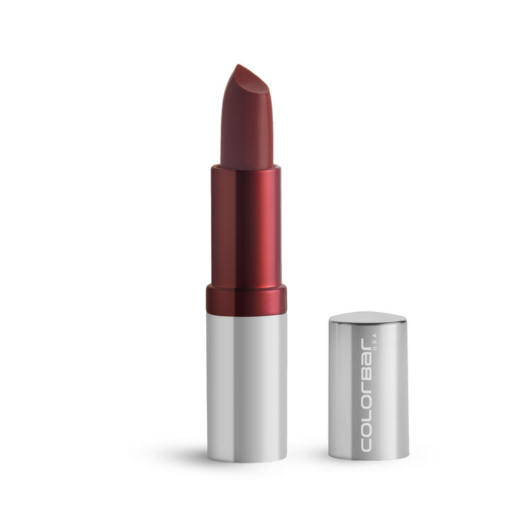 Buy Colorbar Diva Metalc Lipstick, Dress 2 Impres3 - Brown (4.2g)-Purplle