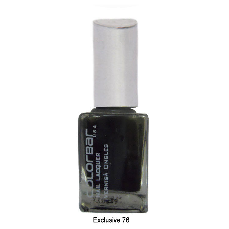Buy Colorbar Nail Lacquer Eclusive 76 (9 ml)-Purplle
