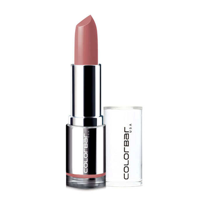 Buy Colorbar Velvet Matte Lipstick Bare 58 (4.2 g)-Purplle
