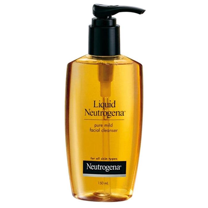 Neutrogena Liquid Pure Mild Facial Cleanser (150 ml)