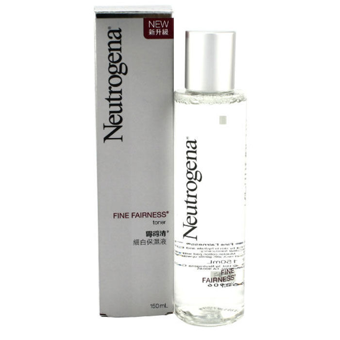 Buy Neutrogena Fine Fairness Toner (150 ml)-Purplle