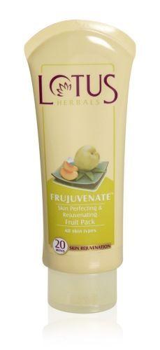 Buy Lotus Herbals Frujuvenate Skin Perfecting & Rejuvenating Fruit Pack (120 g)-Purplle