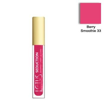 Buy Lotus Herbals Seduction Lip Gloss Berry Smoothie 33 (4 g)-Purplle