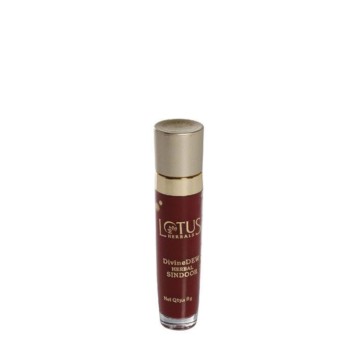 Buy Lotus Herbals Divinedew Herbal Sindoor Rosy Blush 20 (8 g)-Purplle
