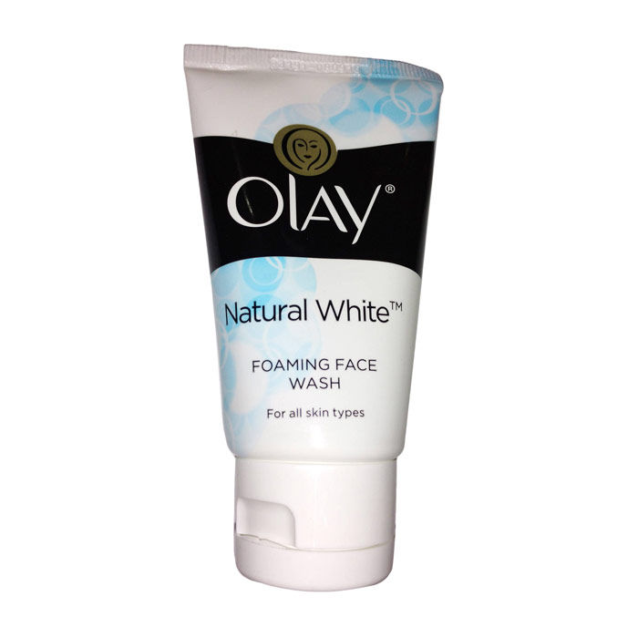 Olay Natural White Foaming Face Wash Reviews