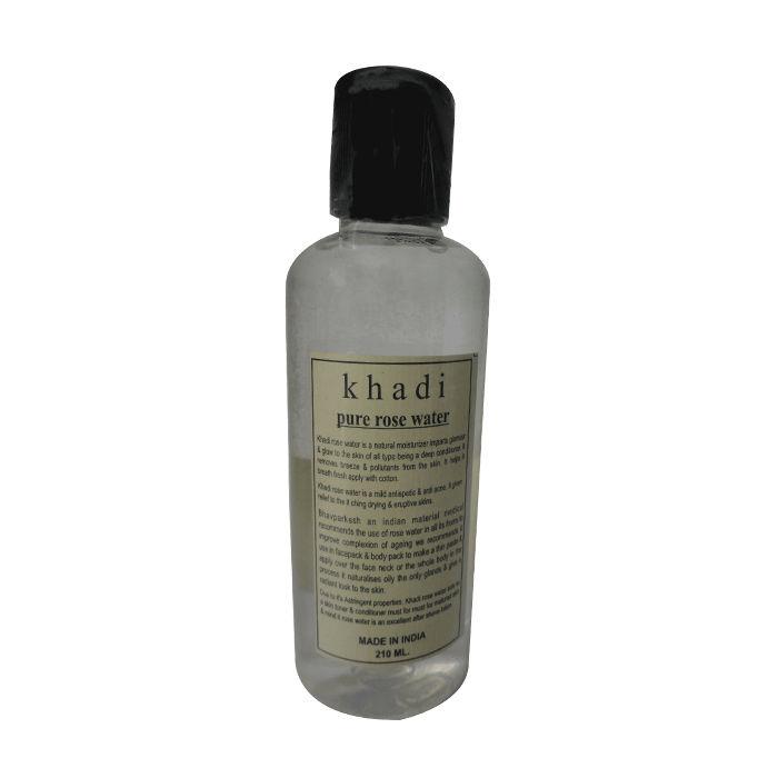 Buy Khadi Pure Rose Water 210 ml-Purplle