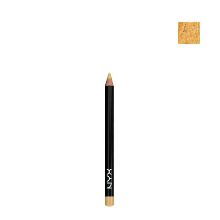 Buy NYX Slim Pencil For Eyes-909 gold-Purplle