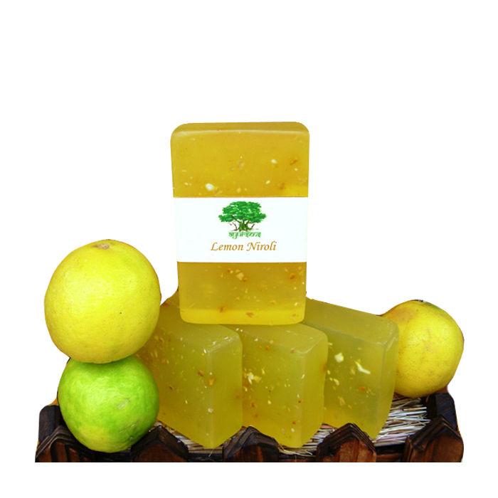 Buy Ayursens Lemon Neroli- Citrus (125 g)-Purplle