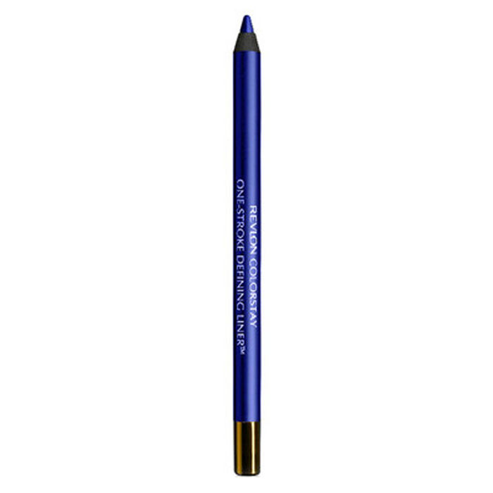 Buy Revlon Colorstay One-Stroke Defining Eyeliner Blooming Blue 1.2 g-Purplle