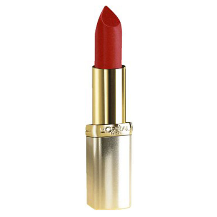 Buy L'Oreal Paris Color Riche Lipstick Red Passion 297-Purplle
