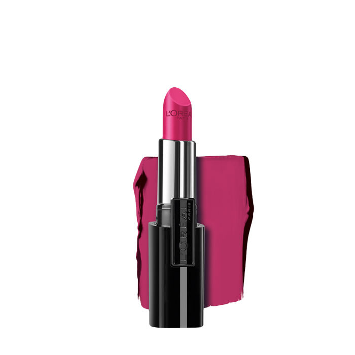 Buy L'Oreal Paris Infallible Le Rouge Lipstick Enduring Berry 130 (2.5 g)-Purplle
