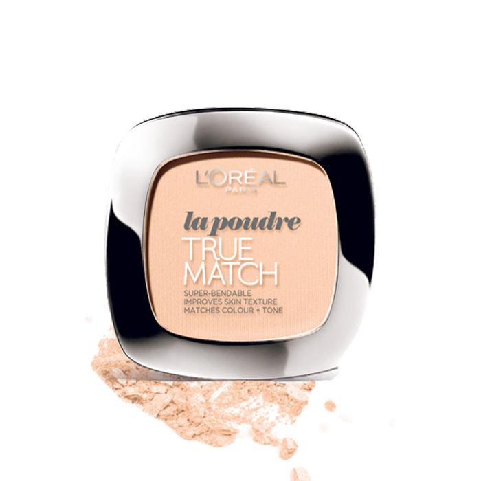 Buy L'Oreal Paris True Match Pressed Powder Beige N4-Purplle